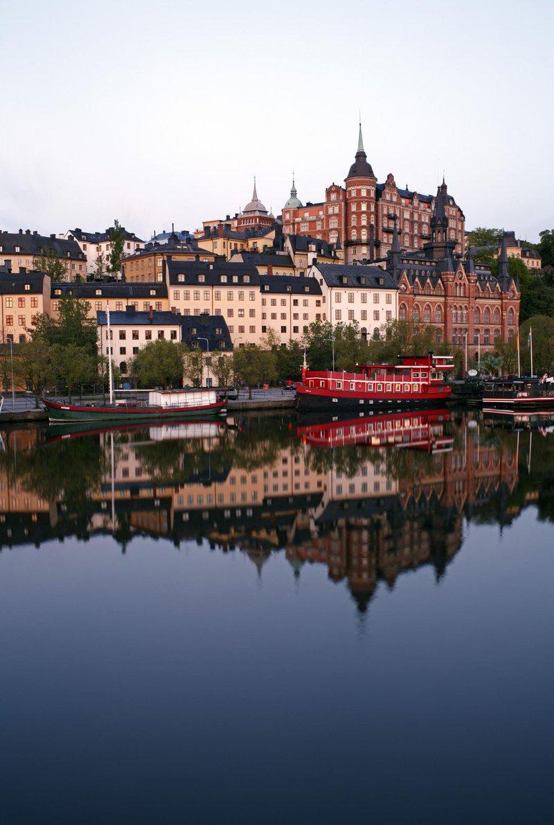 Colline de Södermalm