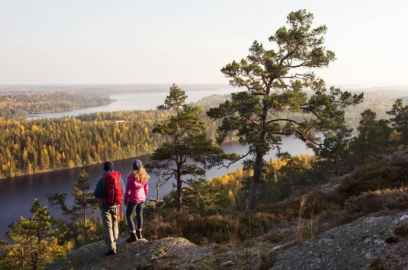 Randonnée dans le Dalsland