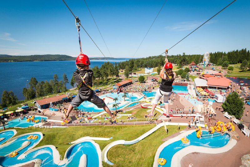 Leksand Sommarland theme park