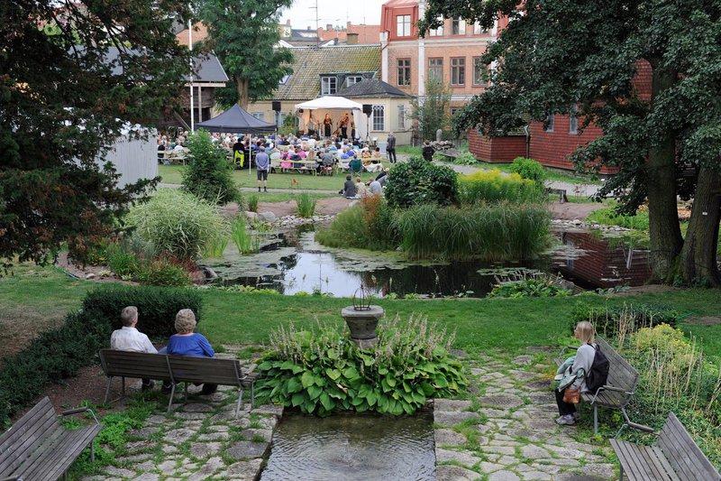 Visefestival, Kulturen, Lund
