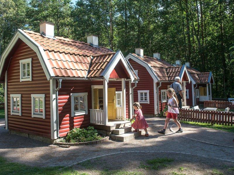 Bullerbyn in Astrid Lindgrens Welt
