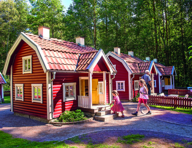 Bullerbyn, Astrid Lindgrens World
