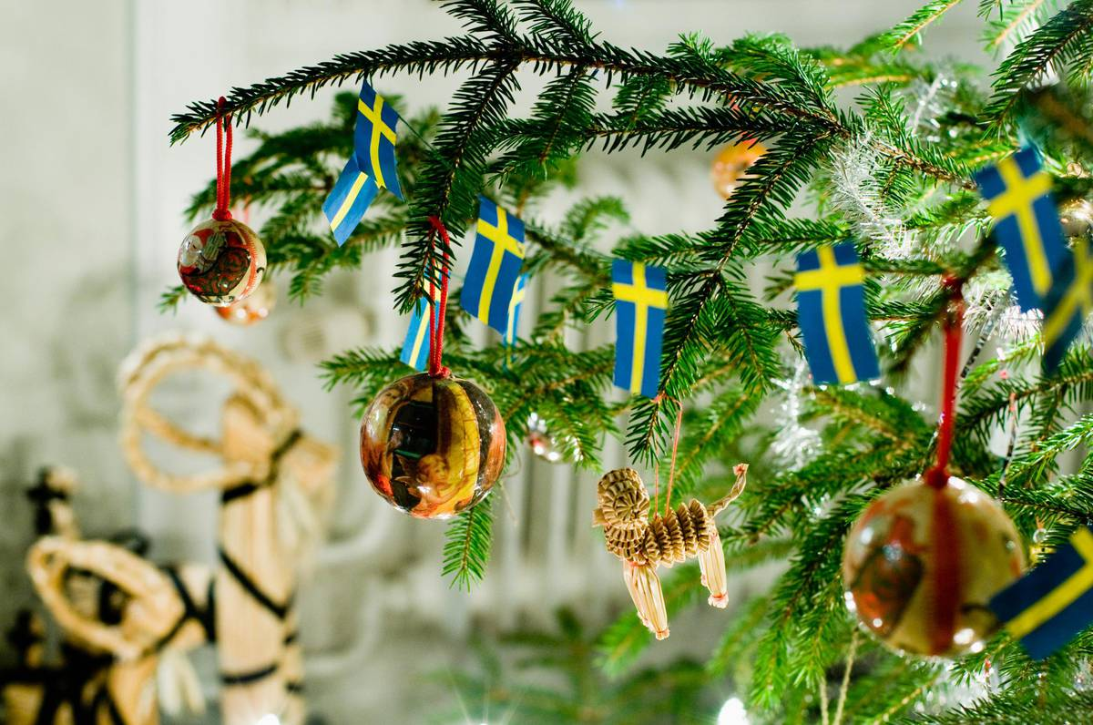 Traditional Swedish Christmas Visit Sweden