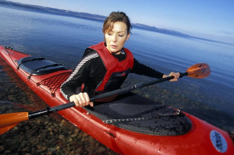 Renata Chlumska, adventurer