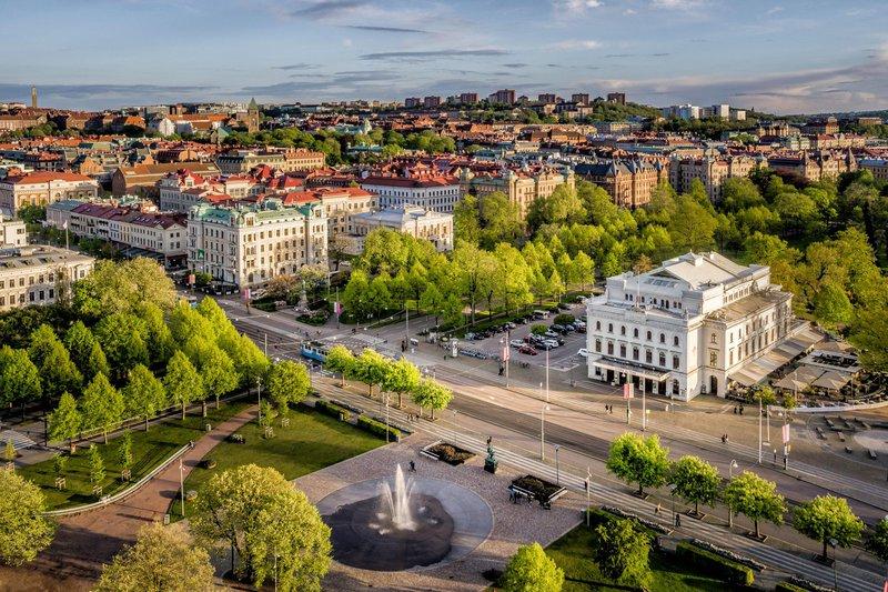 Panorámica de Gotemburgo