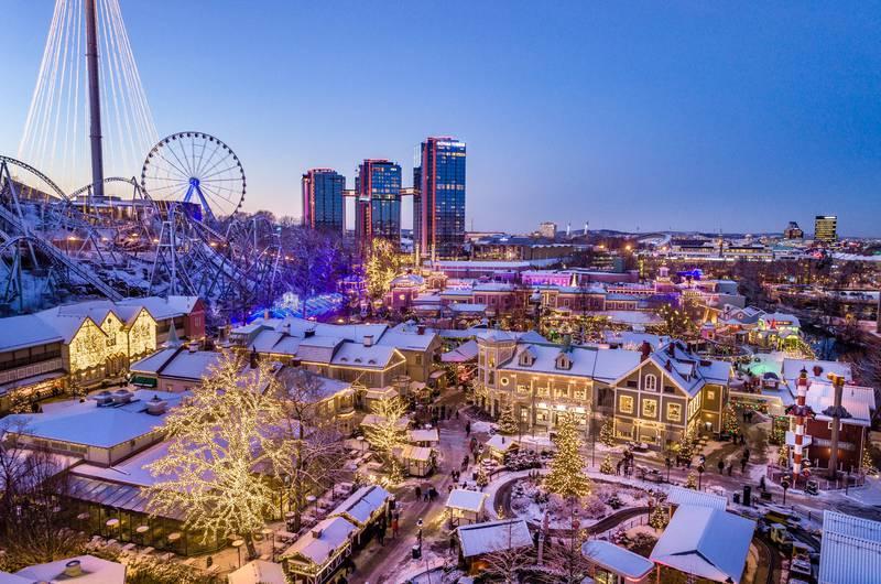 Weihnachten in Göteborg