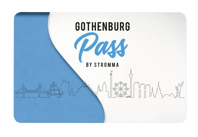 Gothenburg Pass by Strömma