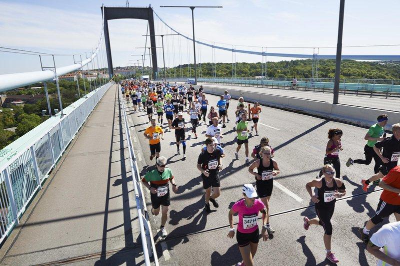 Göteborgsvarvet running race