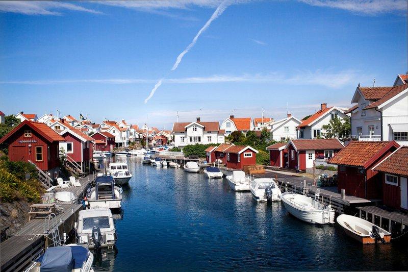 Lysekil in Bohuslän