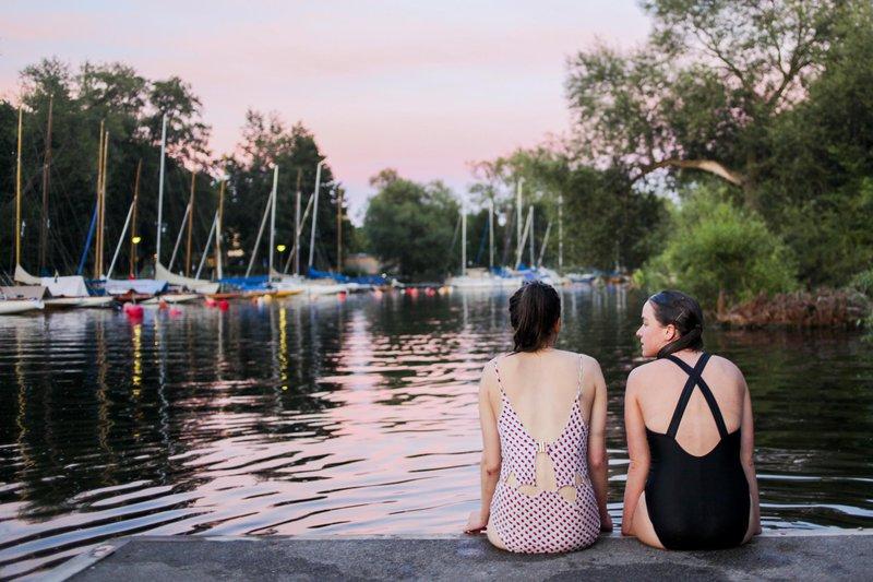 L'été à Stockholm