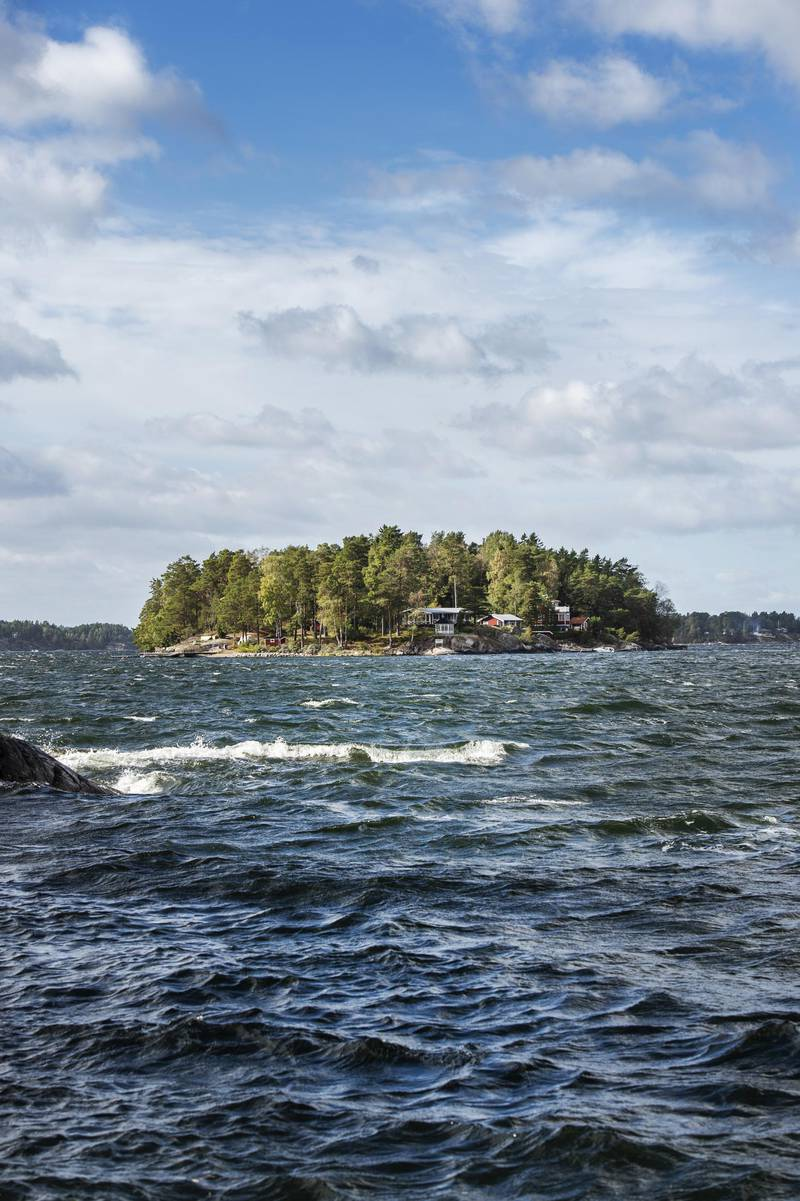 Archipelago island, Stockholm