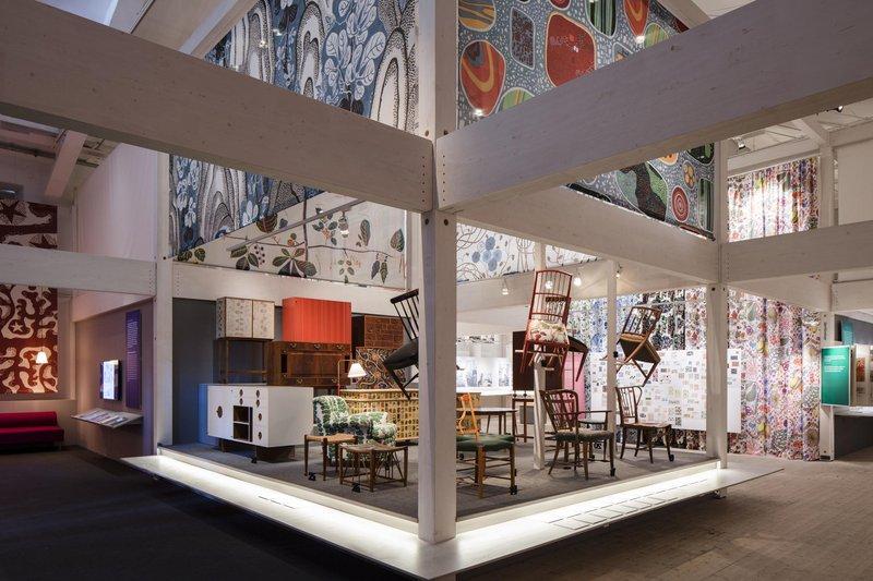 Josef Frank exhibition, ArkDes, Stockholm