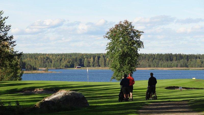 Norrbotten, Piteå golf
