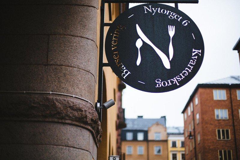 Restaurant Nytorget 6, Stockholm