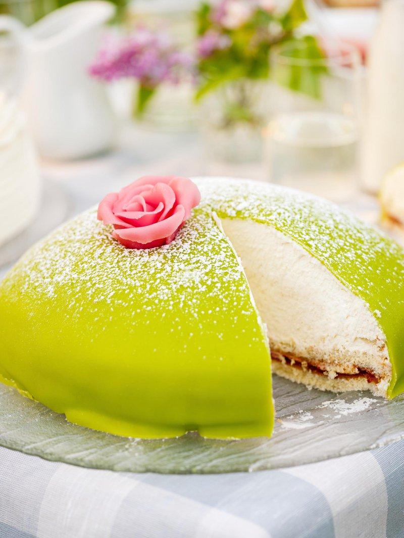Le gâteau de la princesse