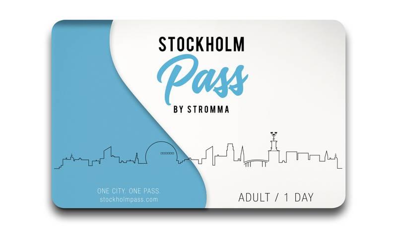 Stockholm Pass de Strömma