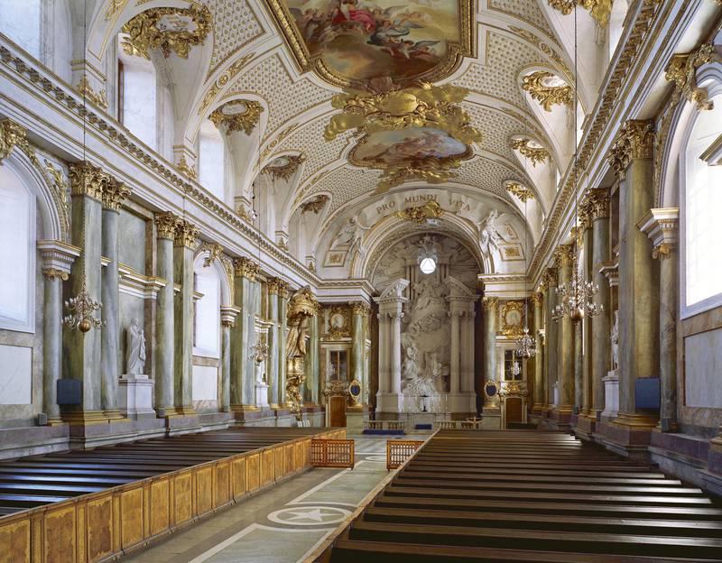 Die königliche Kapelle, Stockholm