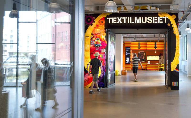 Textile Museum, West Sweden