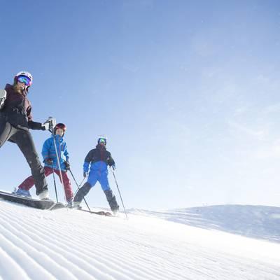 ski i nytåret