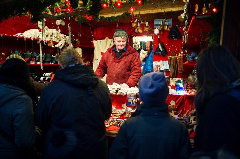 Marché de Noël, Gamla Stan, Stockholm
