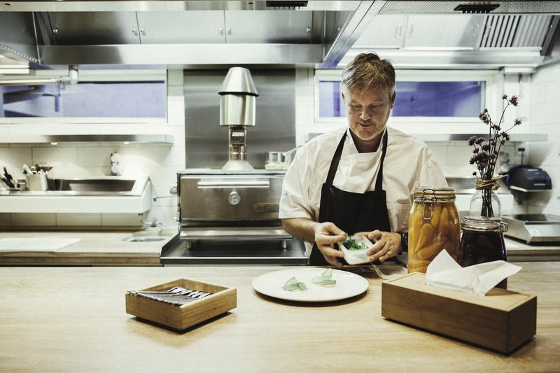 Chef Mathias Dahlgren