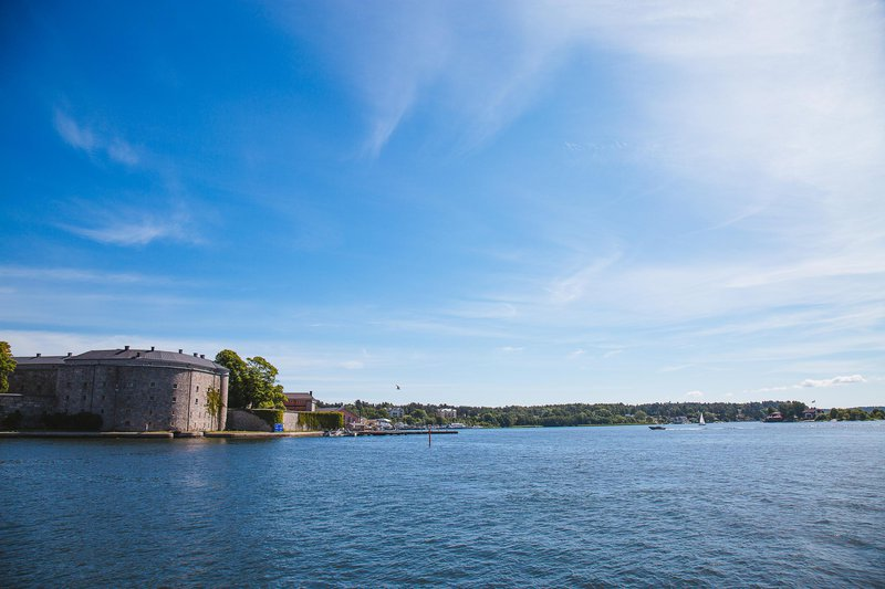 Vaxholm Fortress, Stockholm