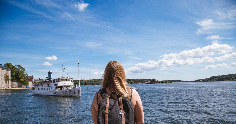 Vaxholm, archipel de Stockholm