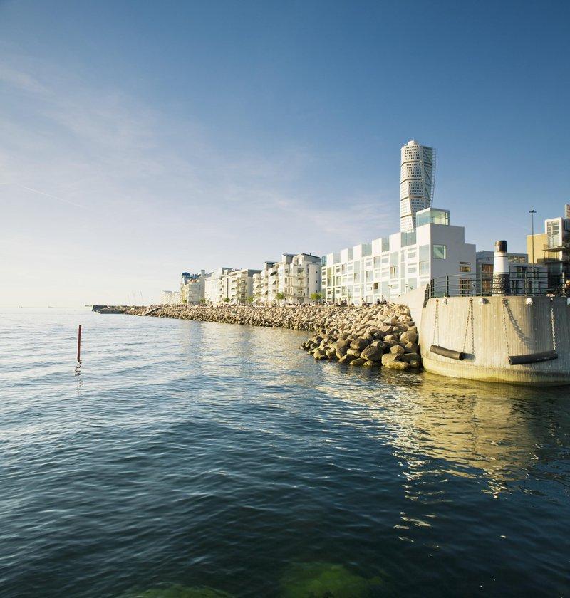 Le port de Malmö