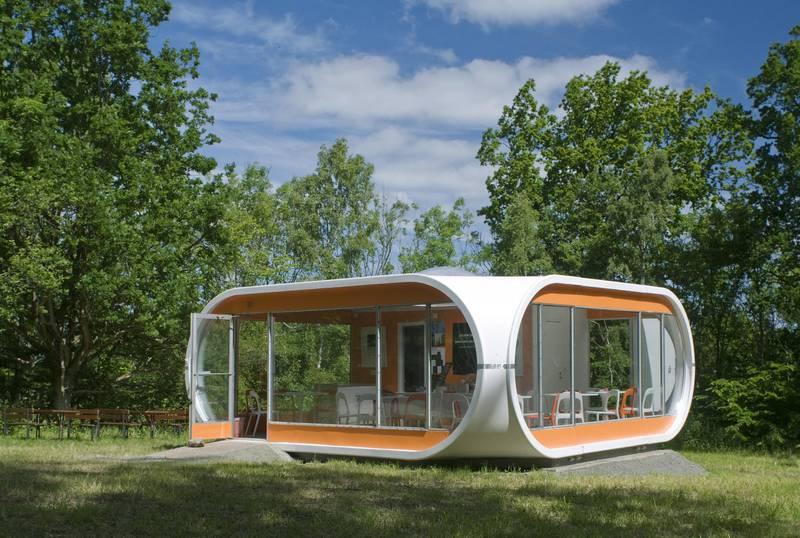 Venturo cottage at Kivik Art Centre, Skåne