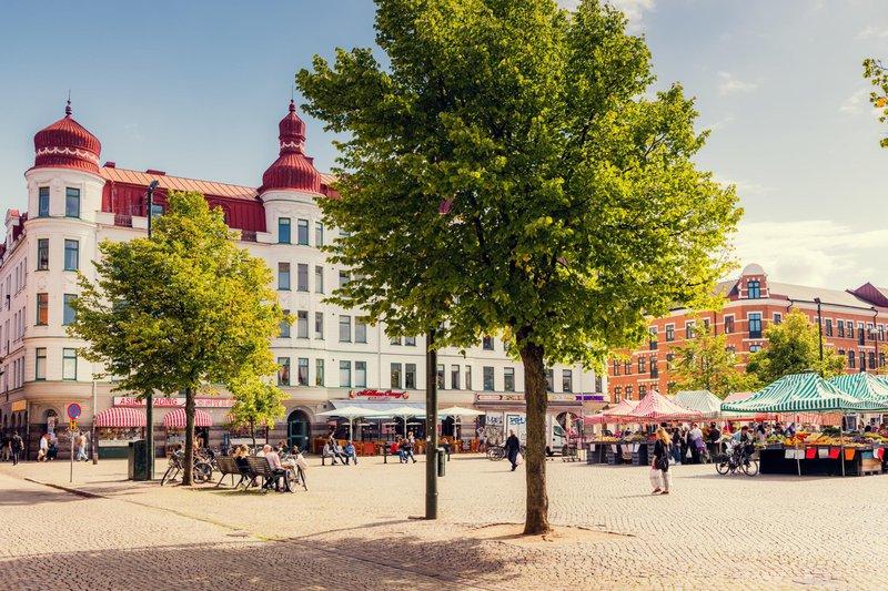 Möllevångstorget, Malmö