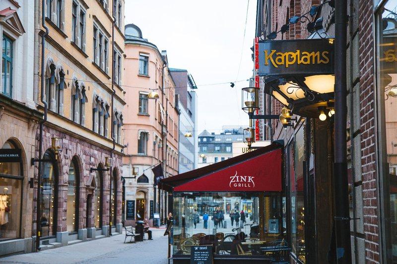 Quartier de Norrmalm, Stockholm