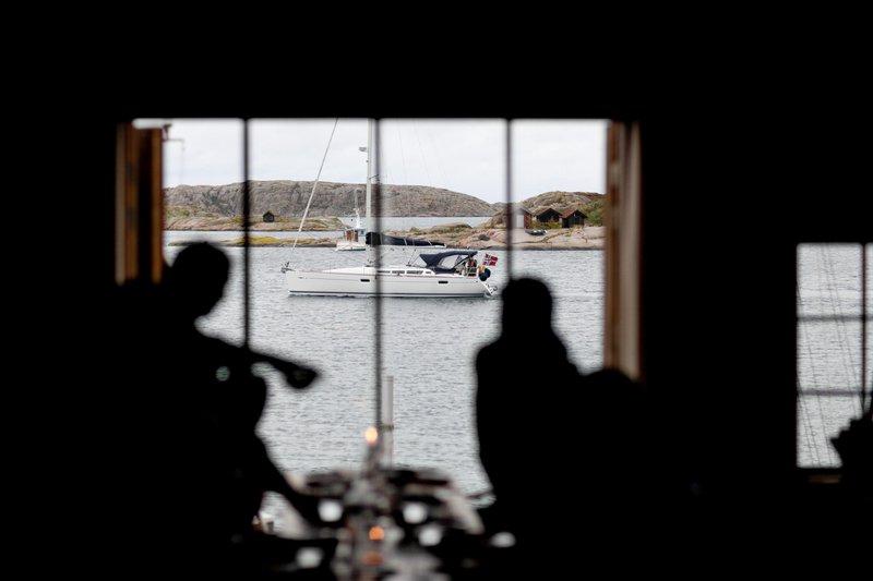 Restaurante de pescado y marisco