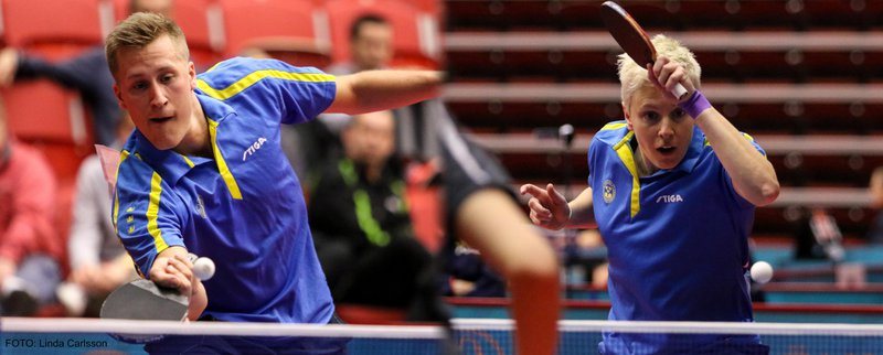 World cup in table tennis, Halland