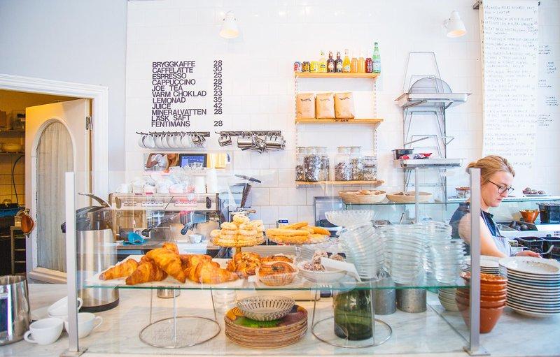 Café Pom & Flora, Stockholm