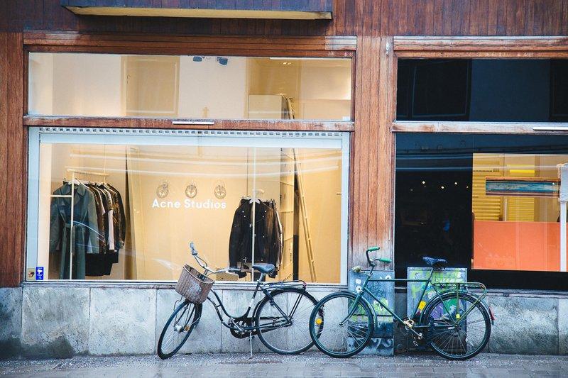 Faire du vélo à Stockholm