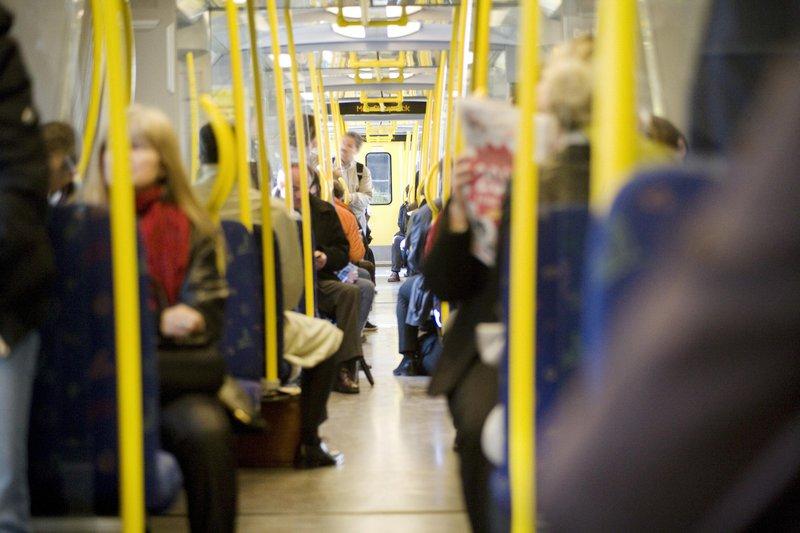 Metro en Estocolmo