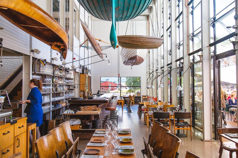 Restaurant Oaxen, Stockholm