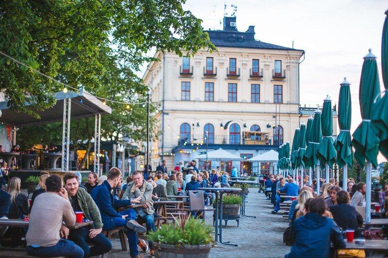Södra Teatern, Stockholm