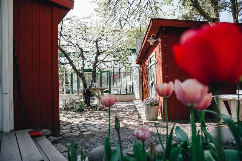 Vaxholms B&B im Stockholmer Schärengarten