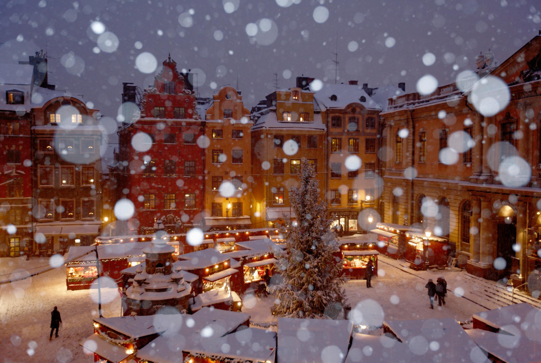 Beleef De Echte Kerst Kerstmarkten In Zweden Visit Sweden