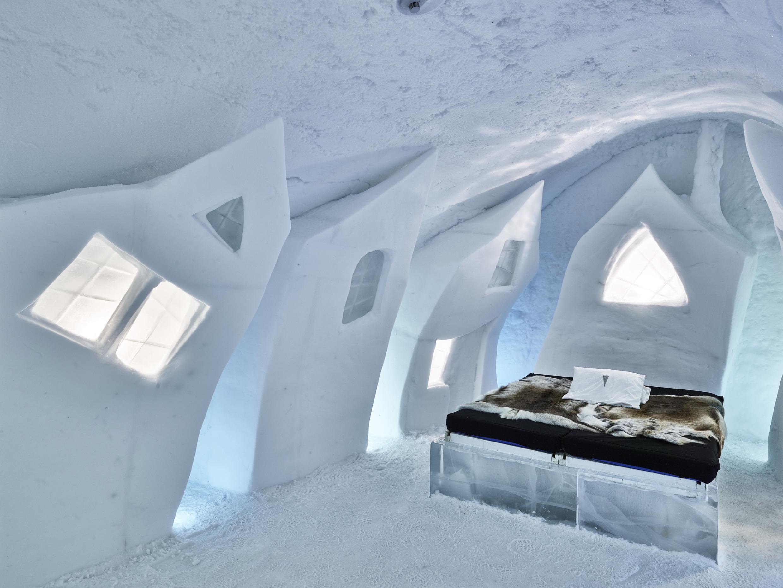 Das ICEHOTEL | Visit Sweden