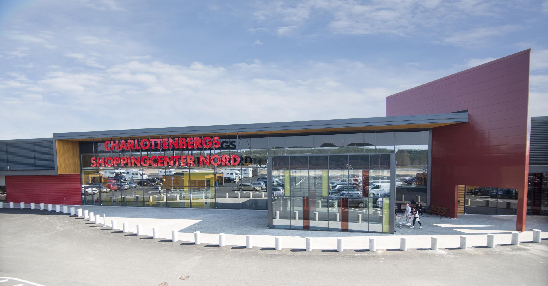 på handle Charlottenberg Shoppingsenter hjemVisit veg Sweden dCxBroe