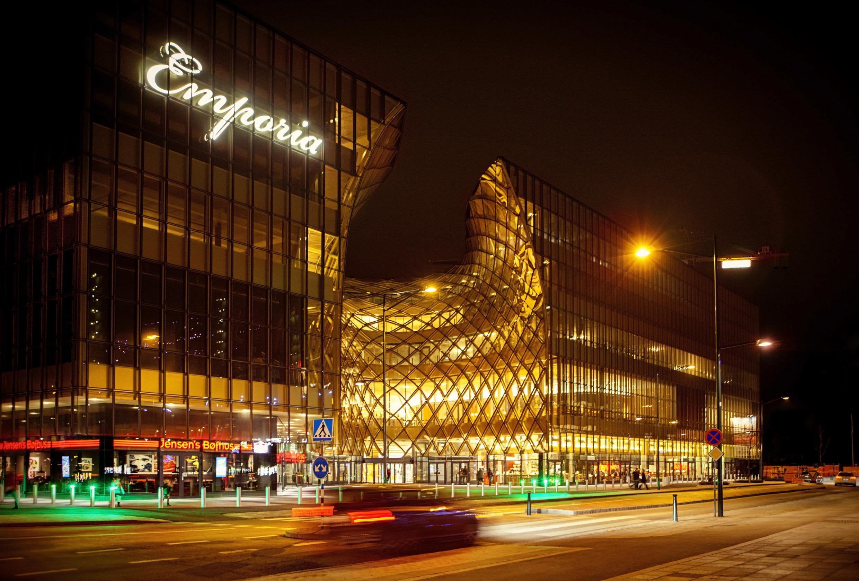 sveriges største shoppingcenter