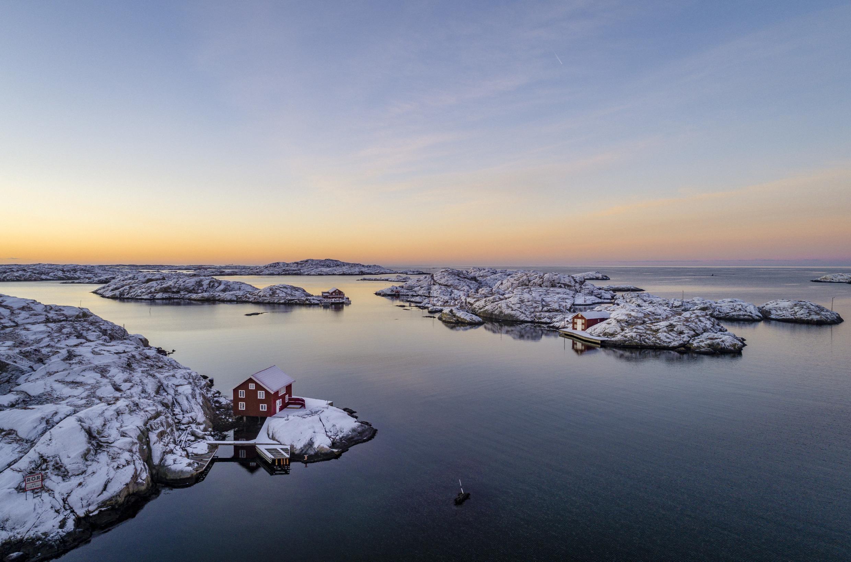 perlen ved den svenske sø vanern