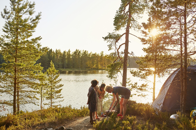 exploring sweden