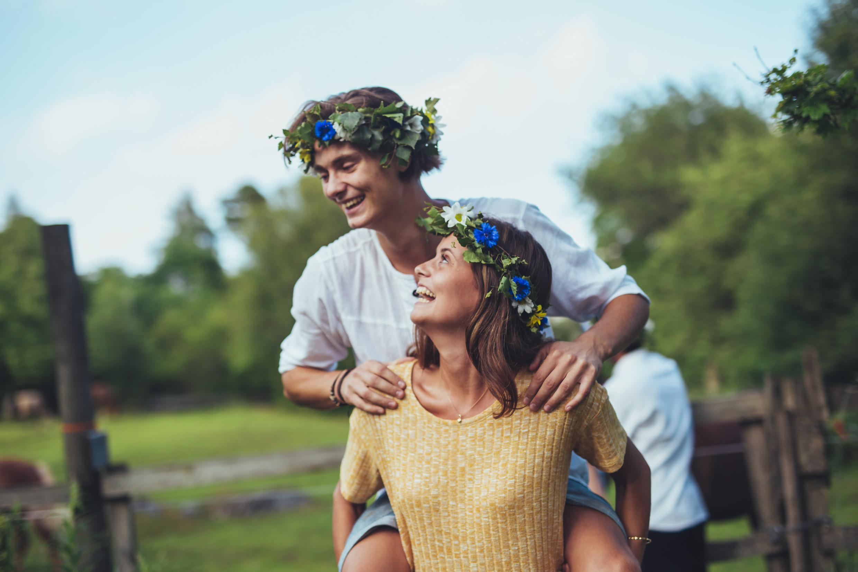 Celebrate Midsummer In Sweden Visit Sweden