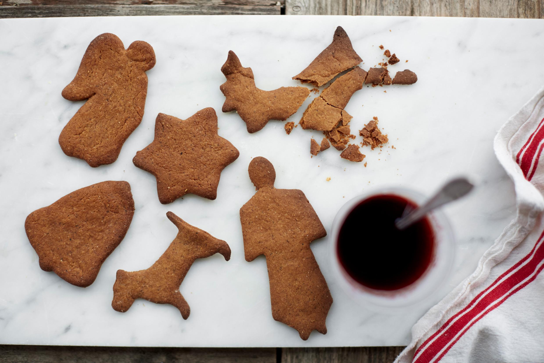 Swedish Gingerbread Aka Pepparkakor Recipe Visit Sweden