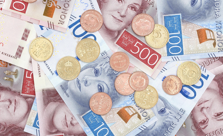 400 euro svenska kronor